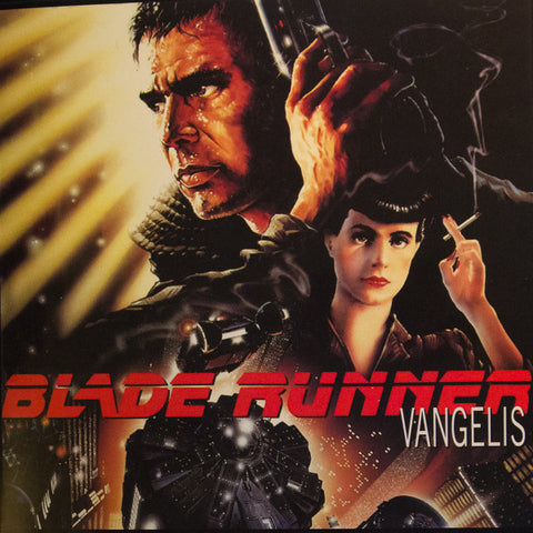 Blade Runner [Original Soundtrack] 180g LP by Vangelis
