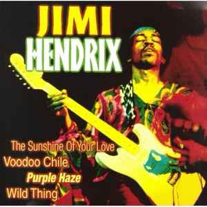 Jimi Hendrix - The Sunshine Of Your Love