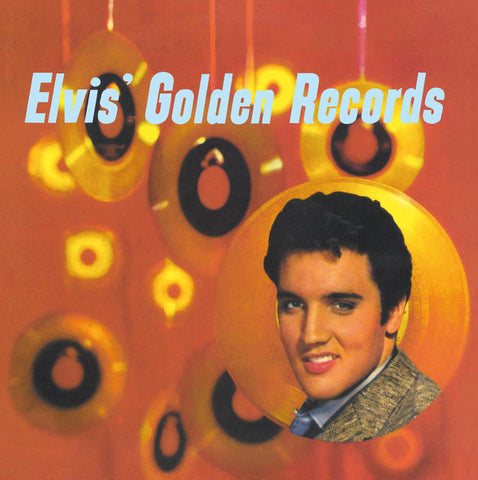 Elvis Presley - Golden Records - 180g import