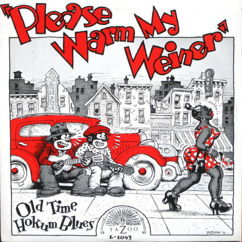 Various - Please Warm My Weiner - Old Time Hokum Blues on Colored Vinyl