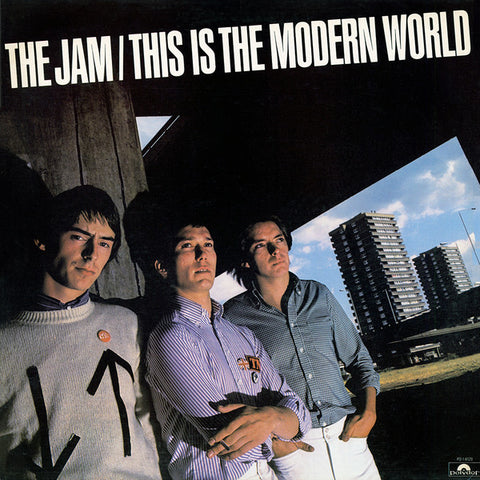 The Jam - This is the Modern World - 180g