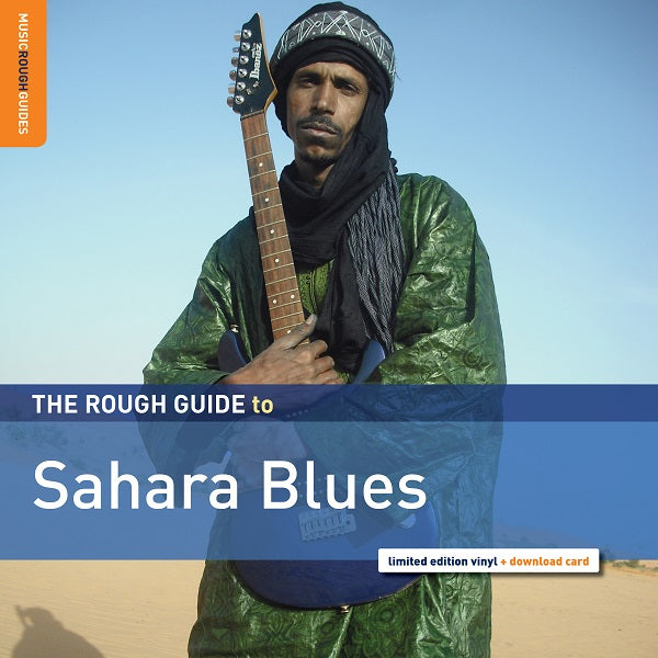 Various - Rough Guide to Sahara Blues - Limited LP w/ download