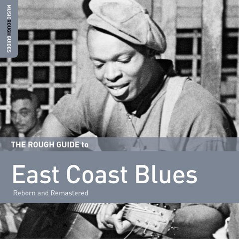 Various - Rough Guide to East Coast Blues - Limited LP w/ download