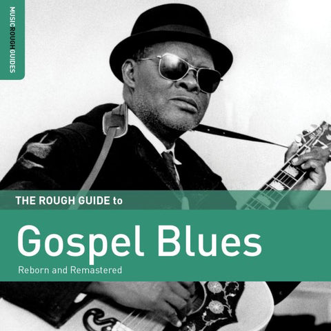 Various - Rough Guide to Gospel Blues - Limited LP w/ download
