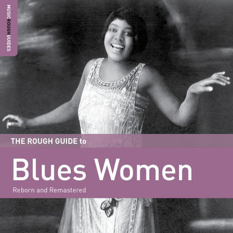 Various - Rough Guide to Blues Women - includes download w/ bonus music