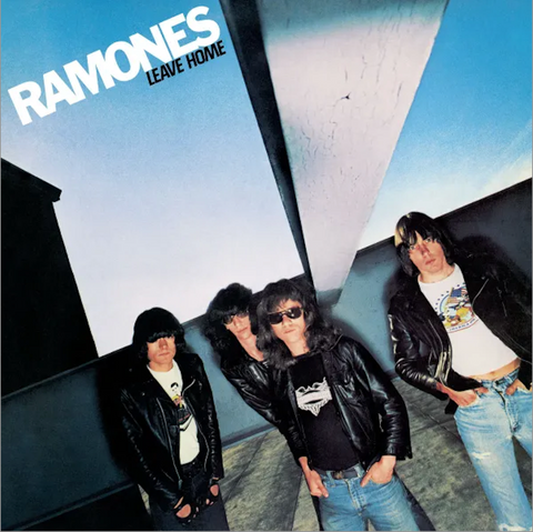 Ramones - Leave Home on limited colored vinyl