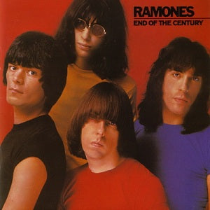 Ramones - End of the Century LTD colored vinyl