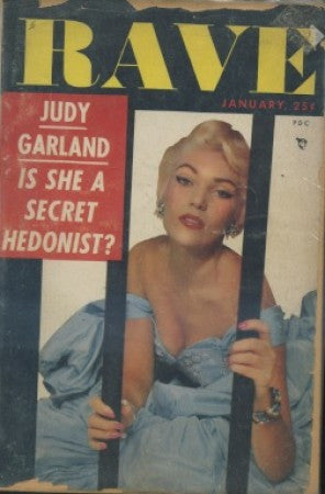 RAVE - Jan 1955/ Judy Garland