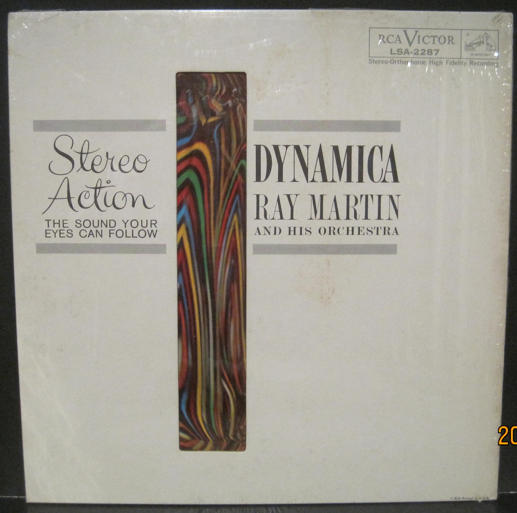 Ray Martin and His Orchestra - Dynamica