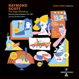 Raymond Scott - The Jingle Workshop 2 CD set