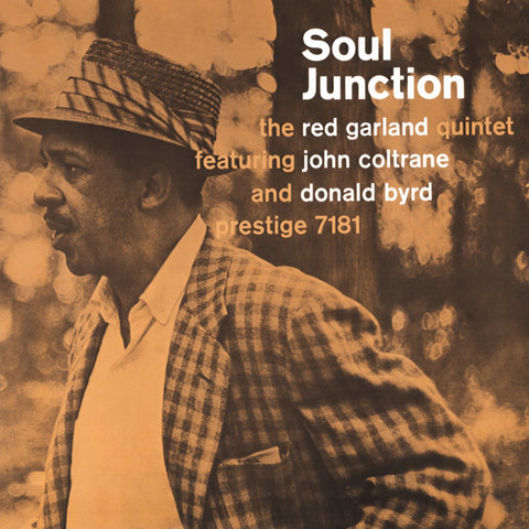 Red Garland - Soul Junction w/ John Coltrane & Donald Byrd