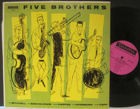Red Mitchell - Five Brothers
