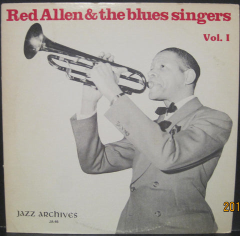 Red Allen and The Blues Singers Volume 1