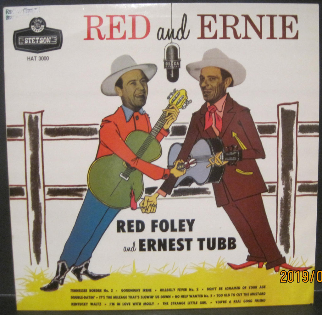 Red Foley and Ernest Tubb - Red and Ernie