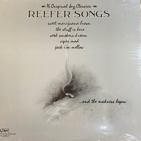 Various Artists - Reefer Songs - 16 Original Jazz Vocals