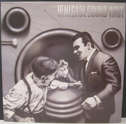 Renegade Soundwave - Kray Twins & Renegade Theme 12""