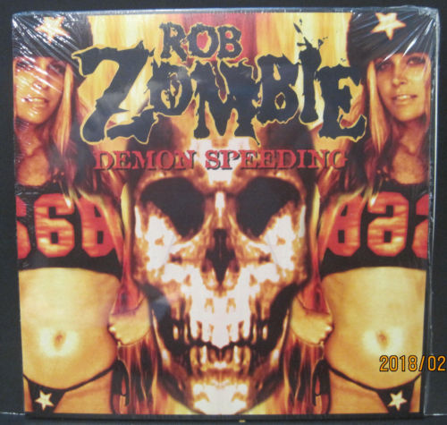 Rob Zombie - Demon Speeding b/w House of 1000 Corpses