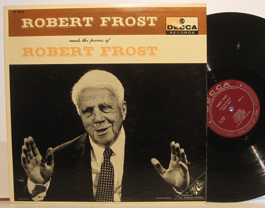 Robert Frost Reads The Poems of Robert Frost