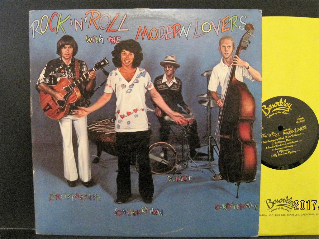 Modern Lovers - Rock 'n' Roll with The Modern Lovers