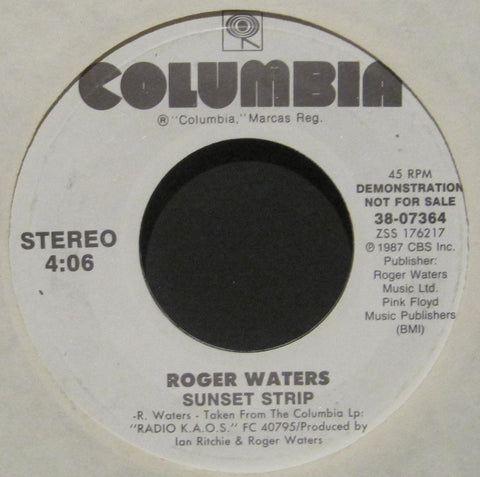Roger Waters - Sunset Strip  PROMO
