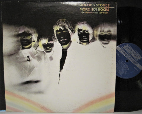 Rolling Stones - More Hot Rocks (big hits & fazed cookies)