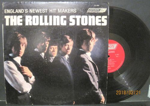 Rolling Stones - England's Newest Hit Makers Mono Lp