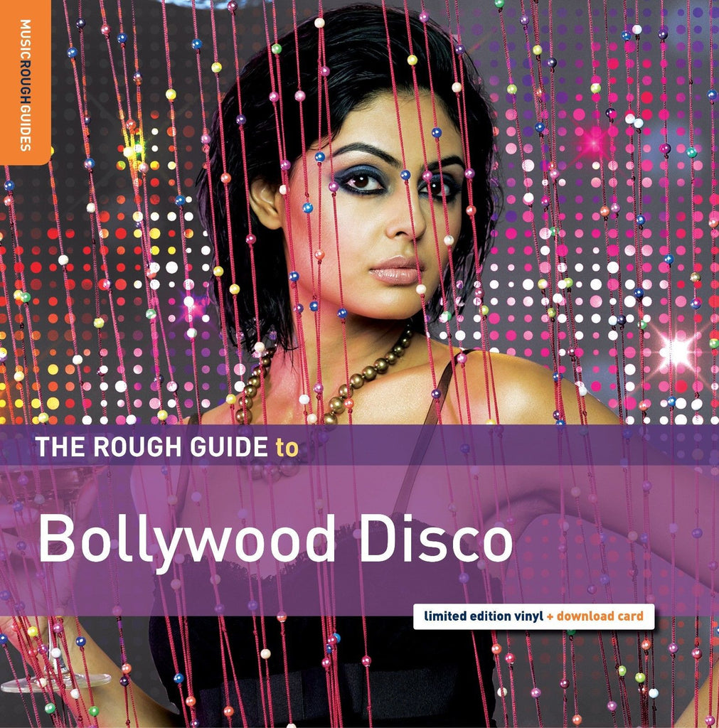 Rough Guide to Bollywood Disco w/ downloag