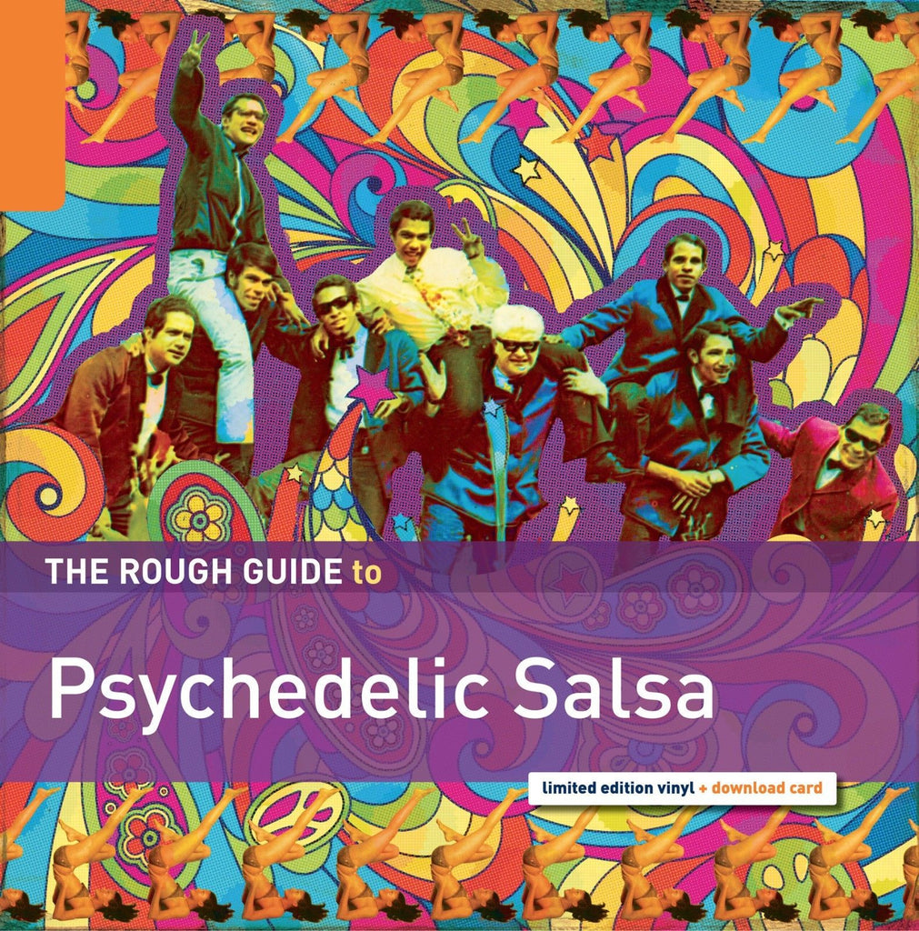 Rough Guide to Psychedelic Salsa w/ download