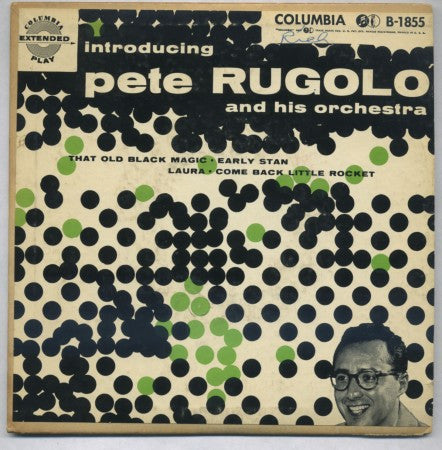 Pete Rugolo - Introducing Pete Rugolo & His Orchestra