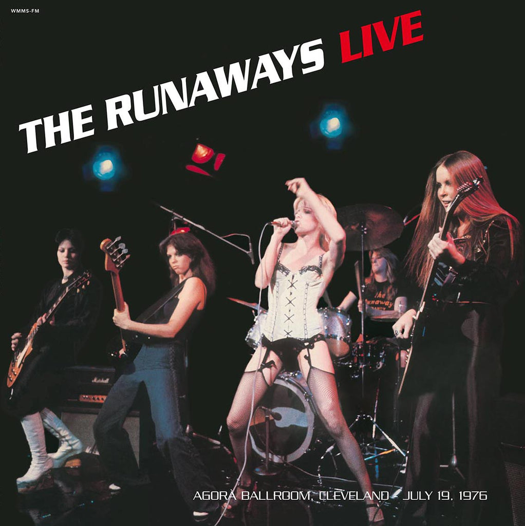 The Runaways - Live in 1975 - import 180g LP