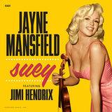 Jayne Mansfield - Suey with Jimi Hendrix w/ PS