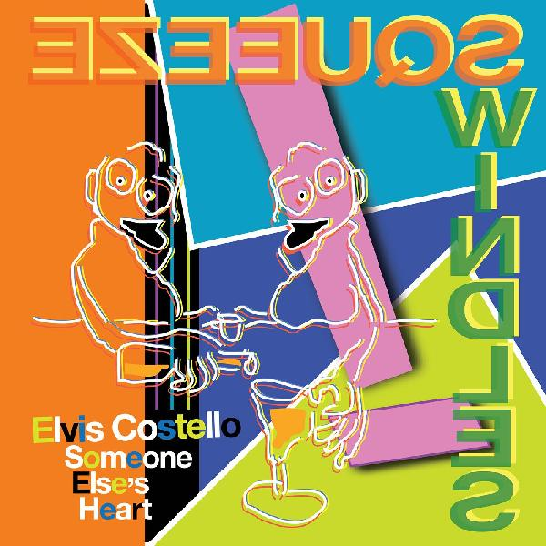 "Elvis Costello - Someone Else's Heart - RSD 7"" 45 w/ picture sleeve & download"