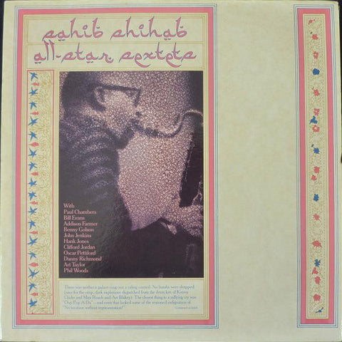 Sahib Shihab - All Star Sextete
