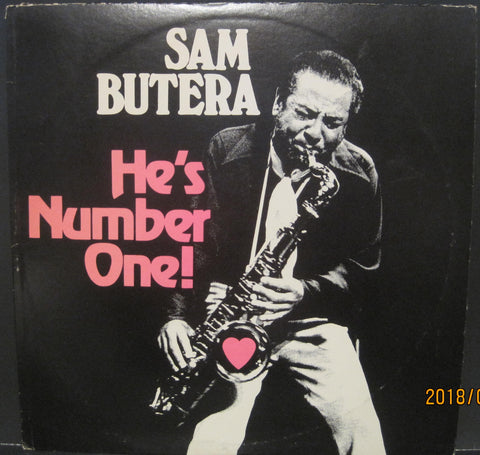 Sam Butera - He's Number One!