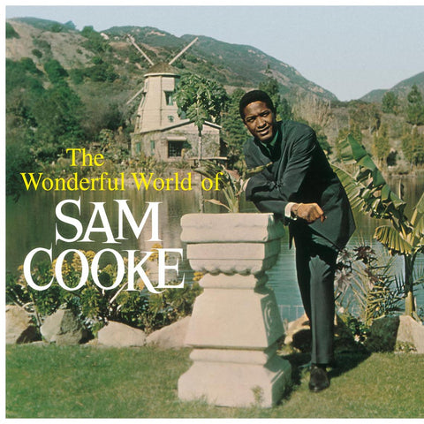 Sam Cooke - The Wonderful World of Sam Cooke - 180g