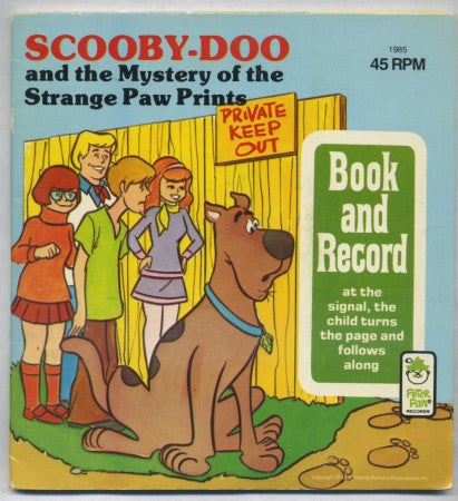 Scooby-Doo - and the Mystery of the Strange Paw Prints