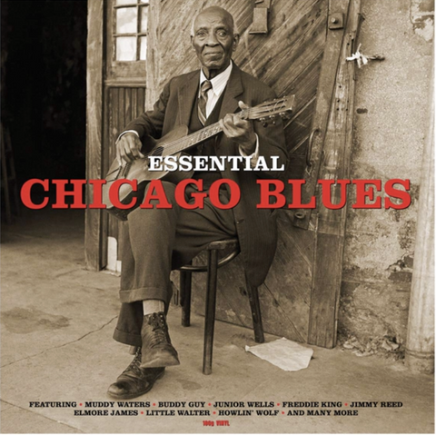 Various - Essential Chicago Blues 180g great 18 track comp