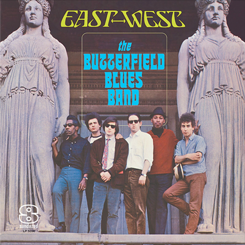 Butterfield Blues Band - East / West on limited Colored Vinyl