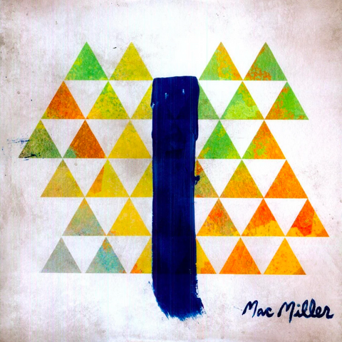 Mac Miller - Blue Slide Park - 2 LP