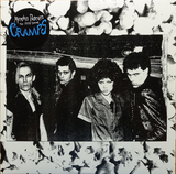 The Cramps - The 1977 Demos - import LP Demos and Rare Recordings