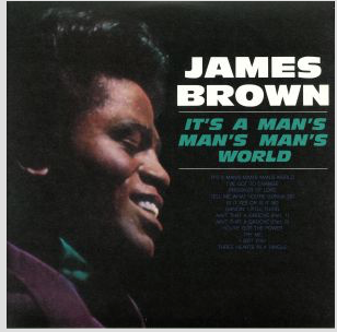 James Brown - It's a Man's World 180g import LP