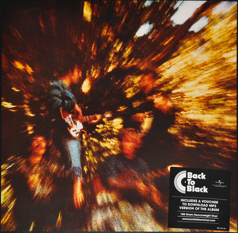 Creedence Clearwater Revival - Bayou Country - Limited 180g LP w/ download