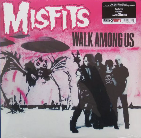 Misfits - Walk Among Us - Their debut!