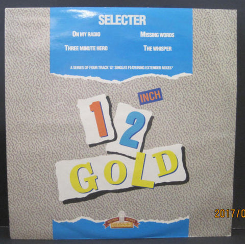 Selecter - On My Radio 12 Inch Four Track U.K. Ep