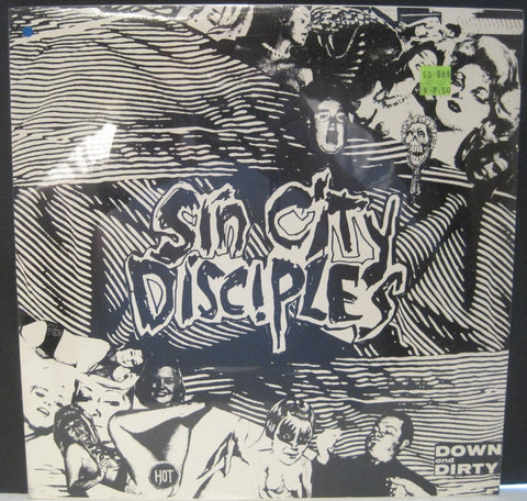 Sin City Disciples - Down and Dirty