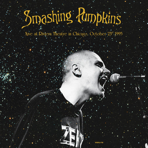 Smashing Pumpkins - Live at The Riviera Theater, Chicago - 2 LP - 180g colored vinyl