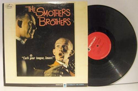 Smothers Brothers - Curb Your Tongue, Knave