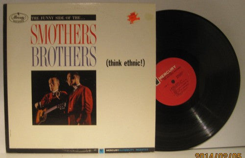 Smothers Brothers - Think Ethnic!