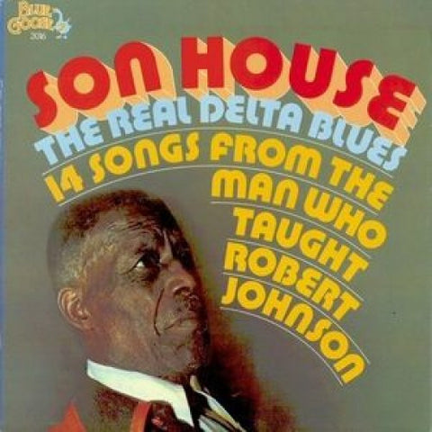 Son House - The Real Delta Blues