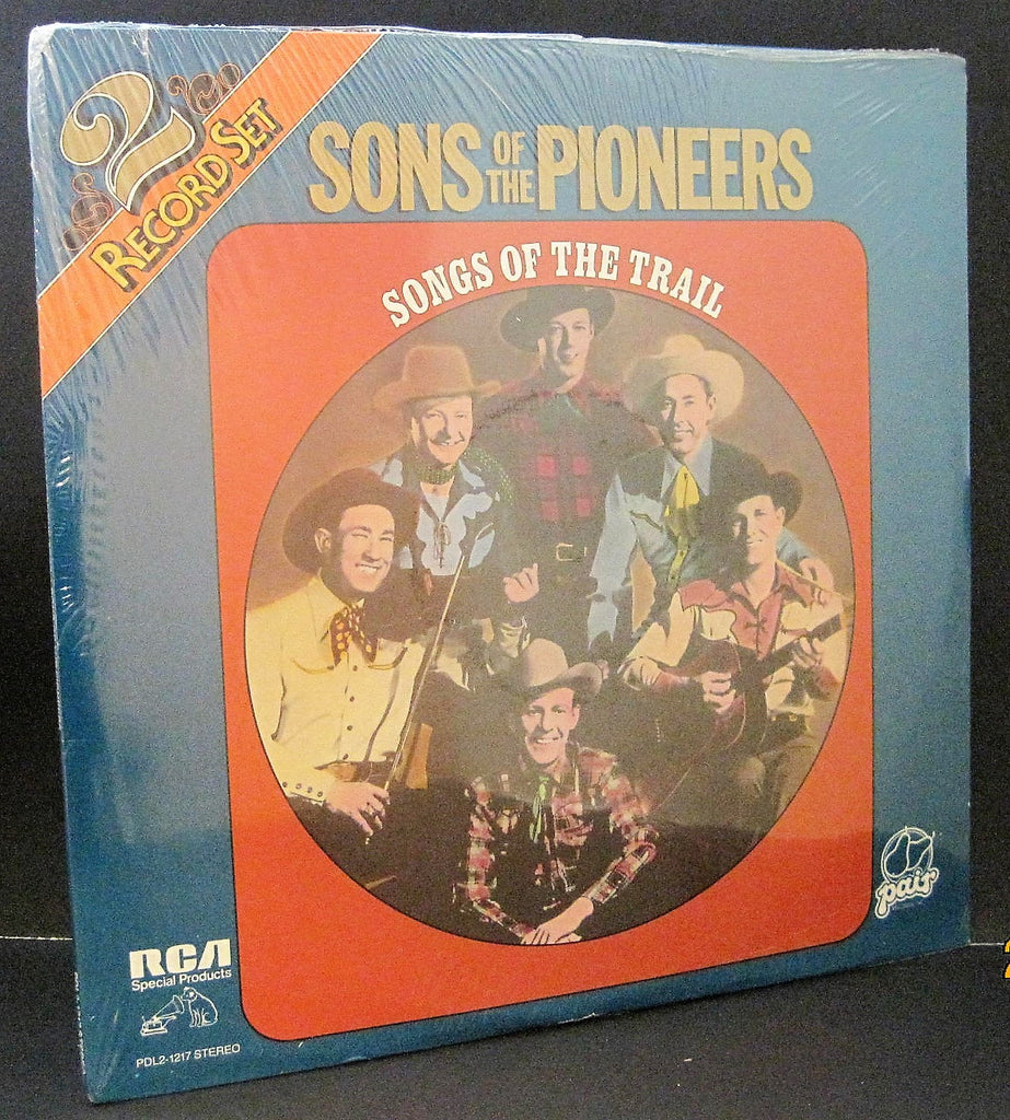 Sons of The Pioneers - Songs of The Trail